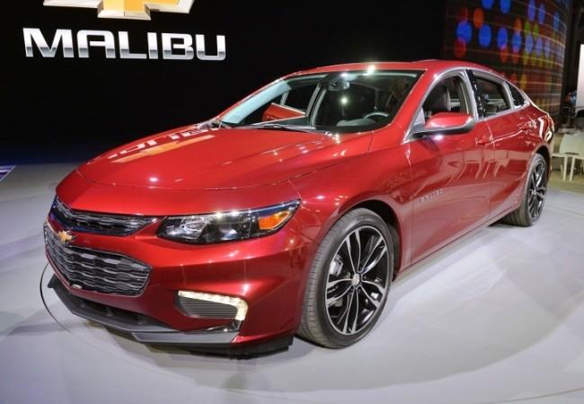 Компания Chevrolet рассказала о выпуске экономичной версии Malibu Hybrid
