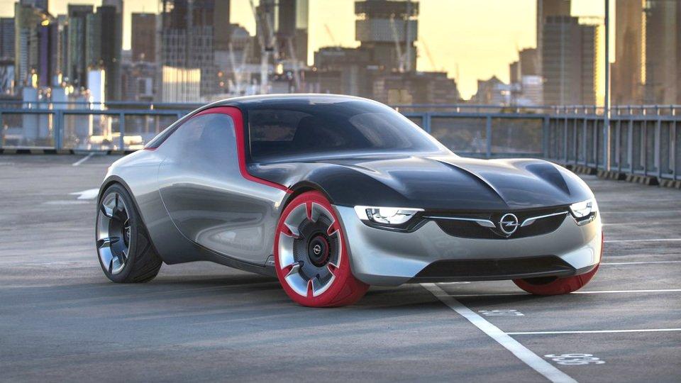 Серийное купе Opel GT получит полный привод от кроссовера Mokka