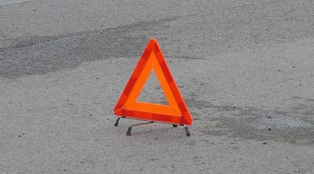 ВАндроповском районе столкнулись две легковушки, трое пострадали