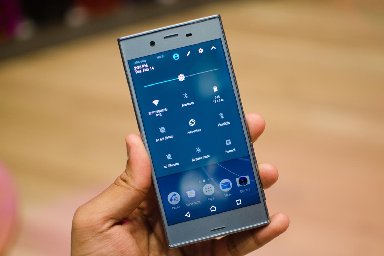 Стала известна стоимость Sony Xperia XZs на российском рынке