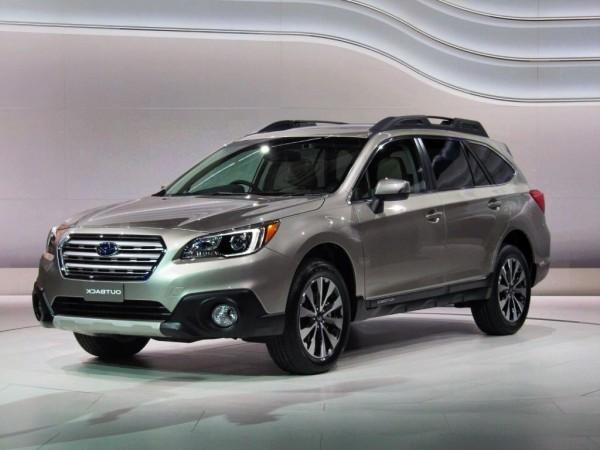 Продажи Subaru Outback 2016 модельного года в России стартуют в апреле