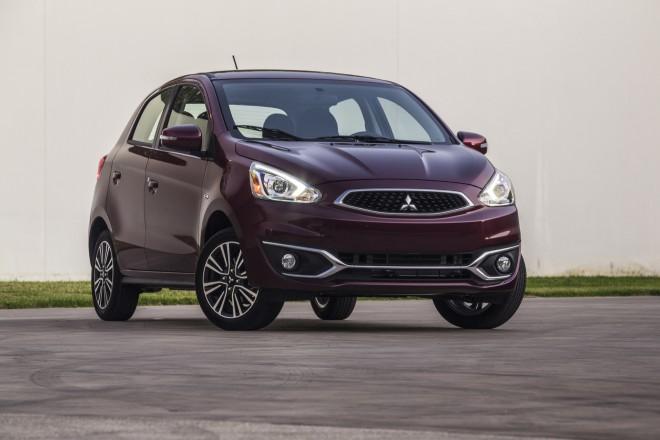 Стали известны цены нового Mitsubishi Mirage