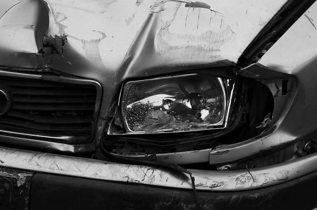 НаПерегонной вОрске столкнулись «Lexus» и«ГАЗель»