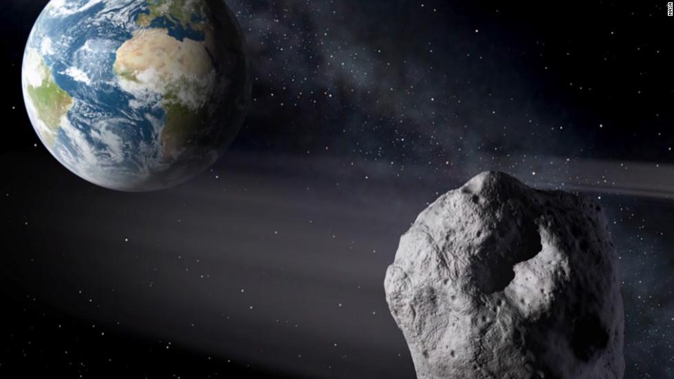 Астероиды могут обеспечить водой целые космические поселения— Ученые