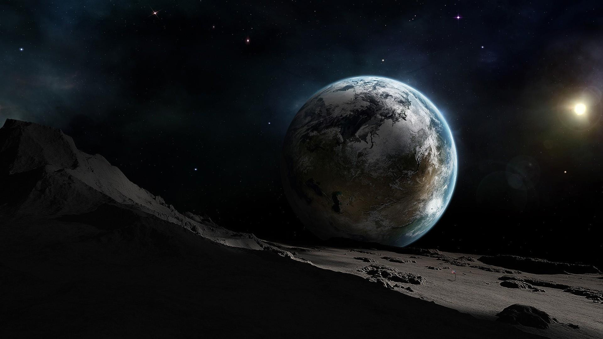 Колонисты Луны будут использовать пыль для обогрева— Ученые