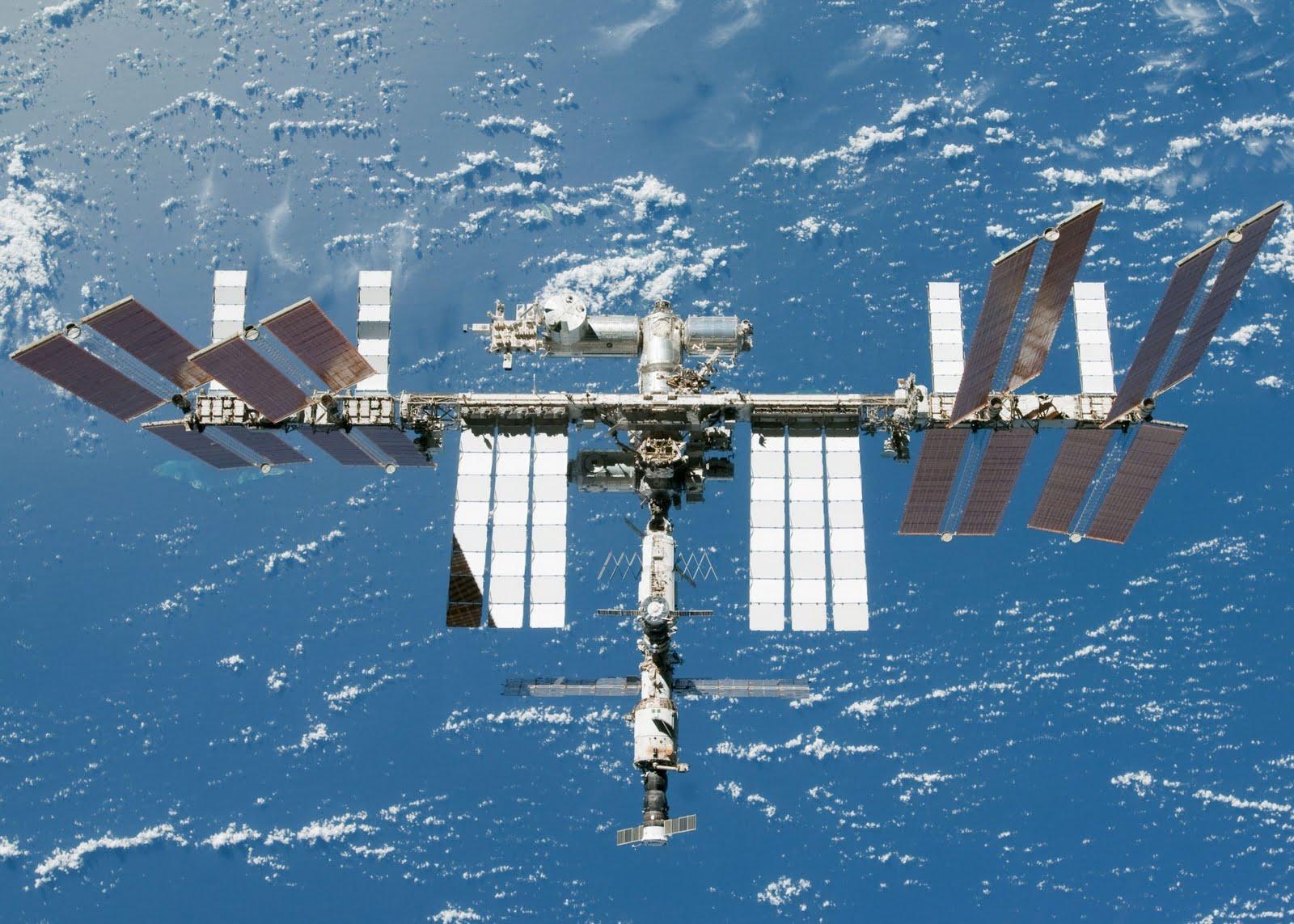 Сегодня МКС получит от NASA посылку весом более 3,5 тонн