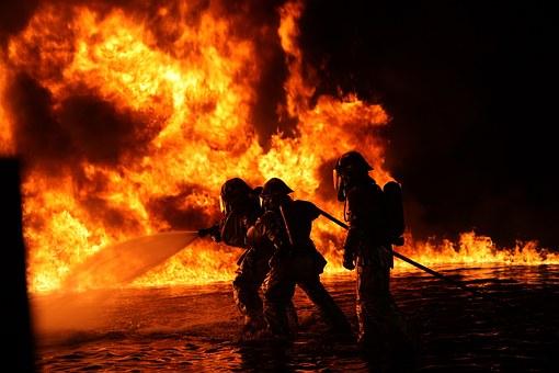 ВКузнецке в итоге пожара погибла 26-летняя девушка