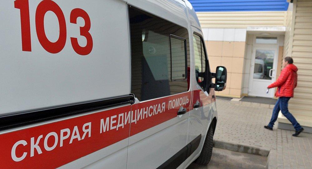 НаЗои Космодемьянской вЛипецке врезультате дорожно-траспортного происшествия пострадали 2 человека