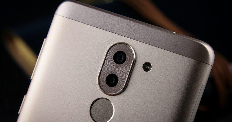 Huawei Honor 6X сейчас врозовом иголубом цвете