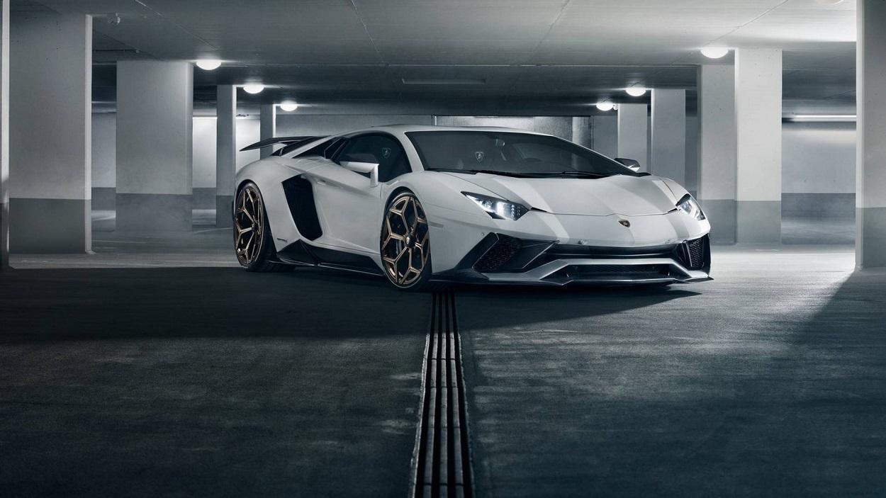 Компания Novitec обновила Lamborghini Aventador S