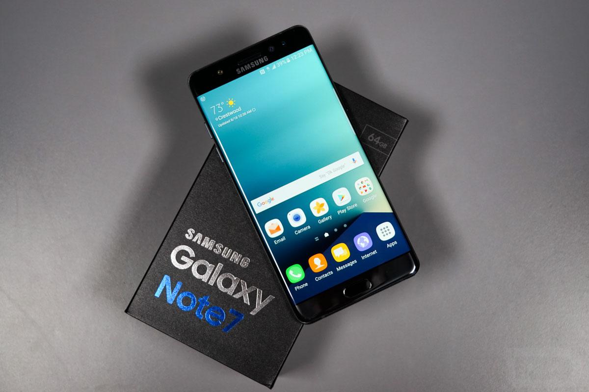 Samsung обещает отремонтировать все Galaxy Note 7 и в дальнейшем продать