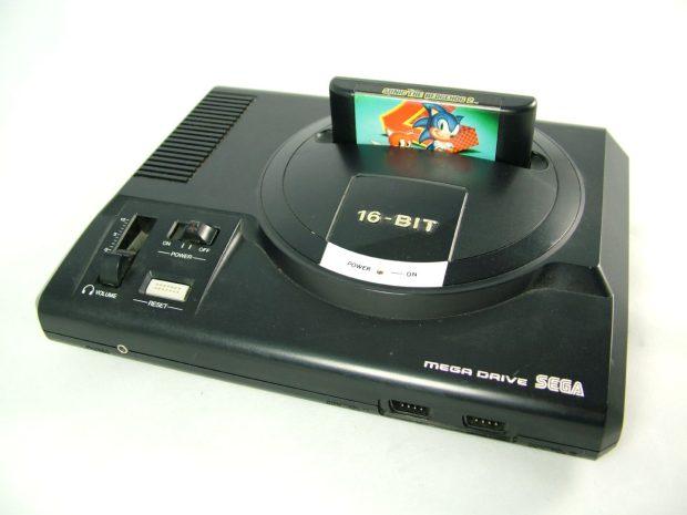 Наконсоль Sega мега Drive выходит новая игра за $89