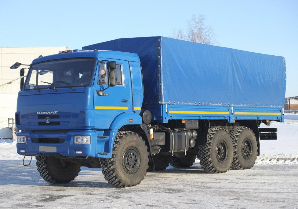 В областях Российской Федерации появится всепроходимая скорая помощь набазе авто КамАЗ