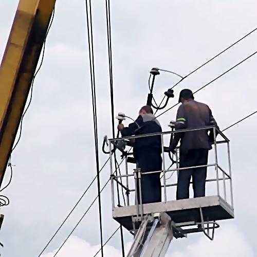 Без света остались практически 40 тыс человек— Ростовская область