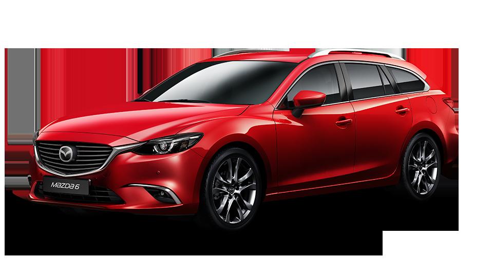 Mazda6 в феврале возглавила продаж D-сегмента рынка России