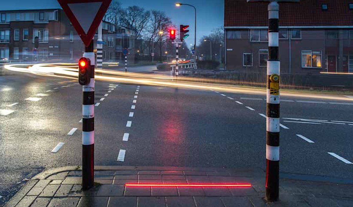 ВНидерландах появится светофор для смартфонозависимых