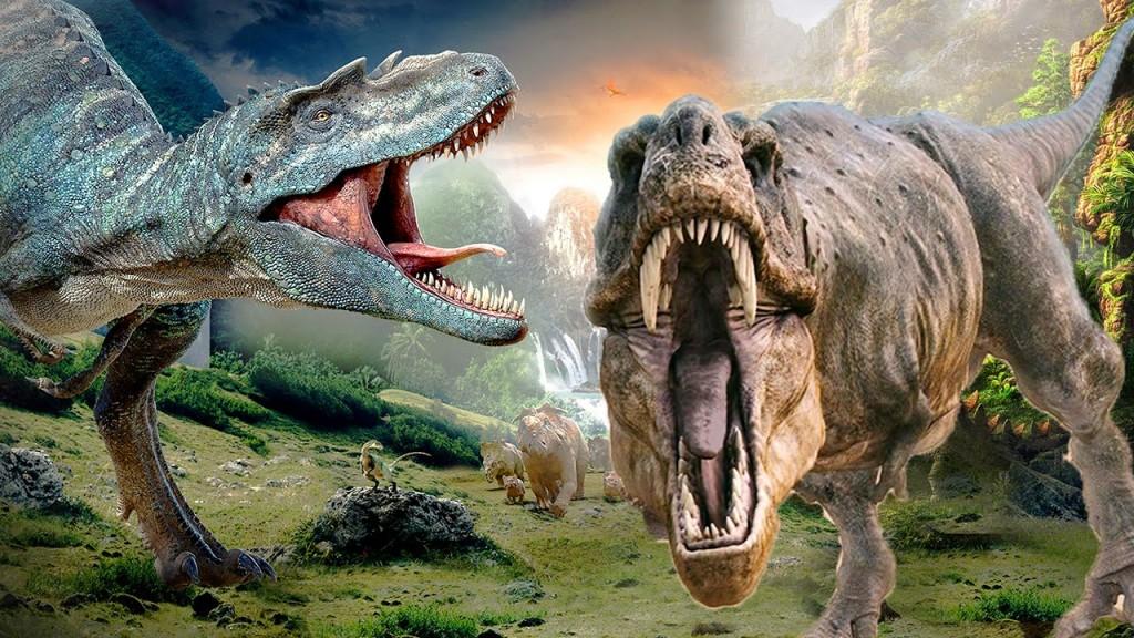 Ученые поведали олюбовных играх динозавров— ужасно чувствительные морды