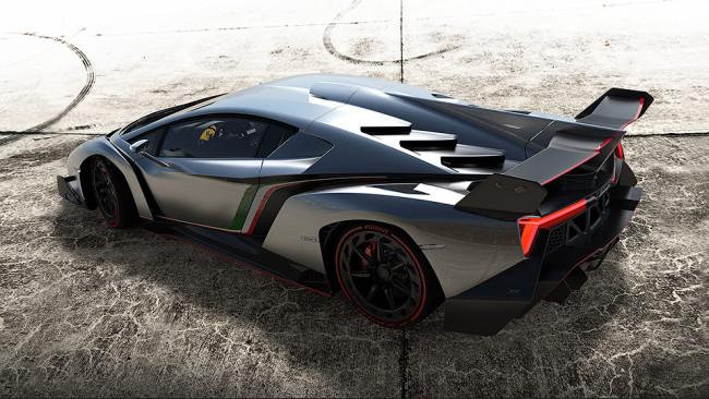 Второе за месяц купе Lamborghini Veneno выставлено на продажу