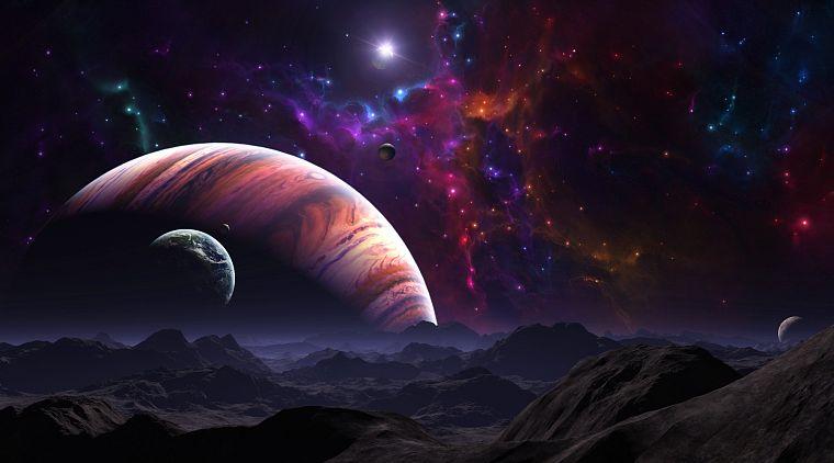 Астрономы обнаружили загадочный космический взрыв