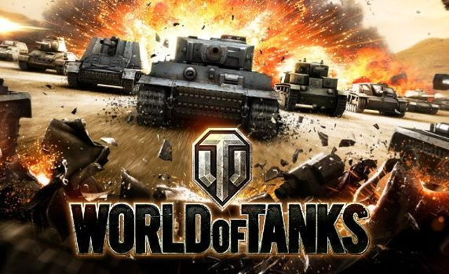 World of Tanks на Марсе