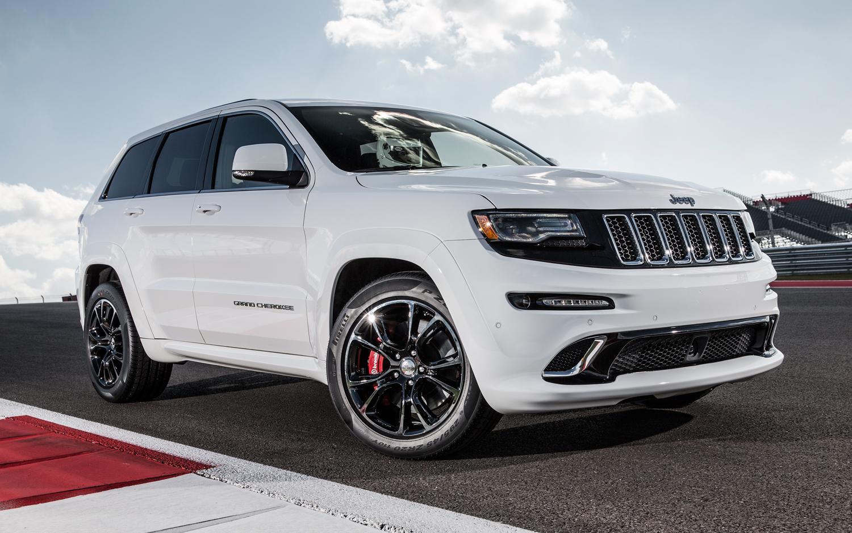 Объявлена дата презентации нового кроссовера Jeep Grand Cherokee Trackhawk