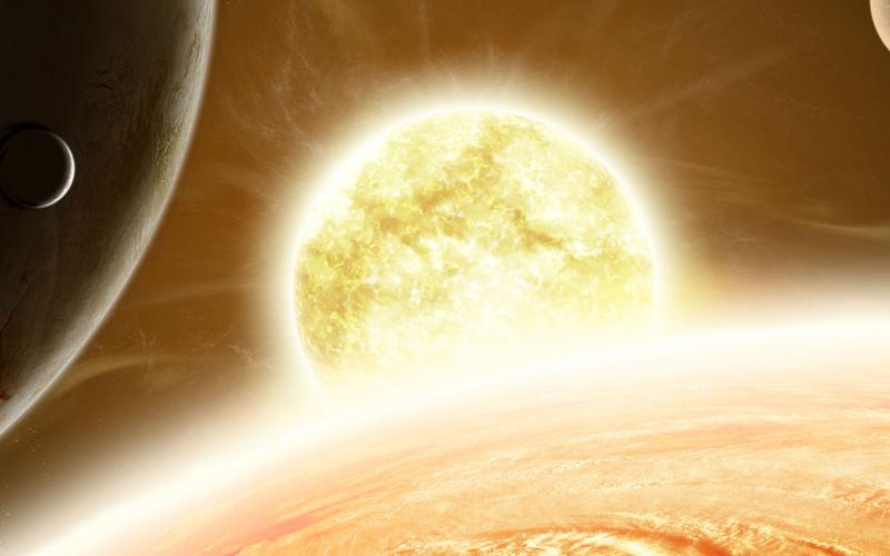 Солнце погибнет, окутавшись призрачным пузырем— Ученые