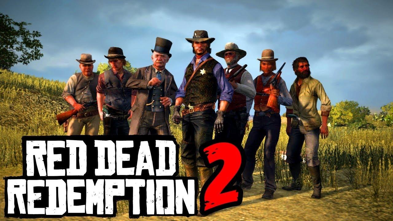 Возможно что Red Dead Redemption 2 покажут на презентации Project Scorpio