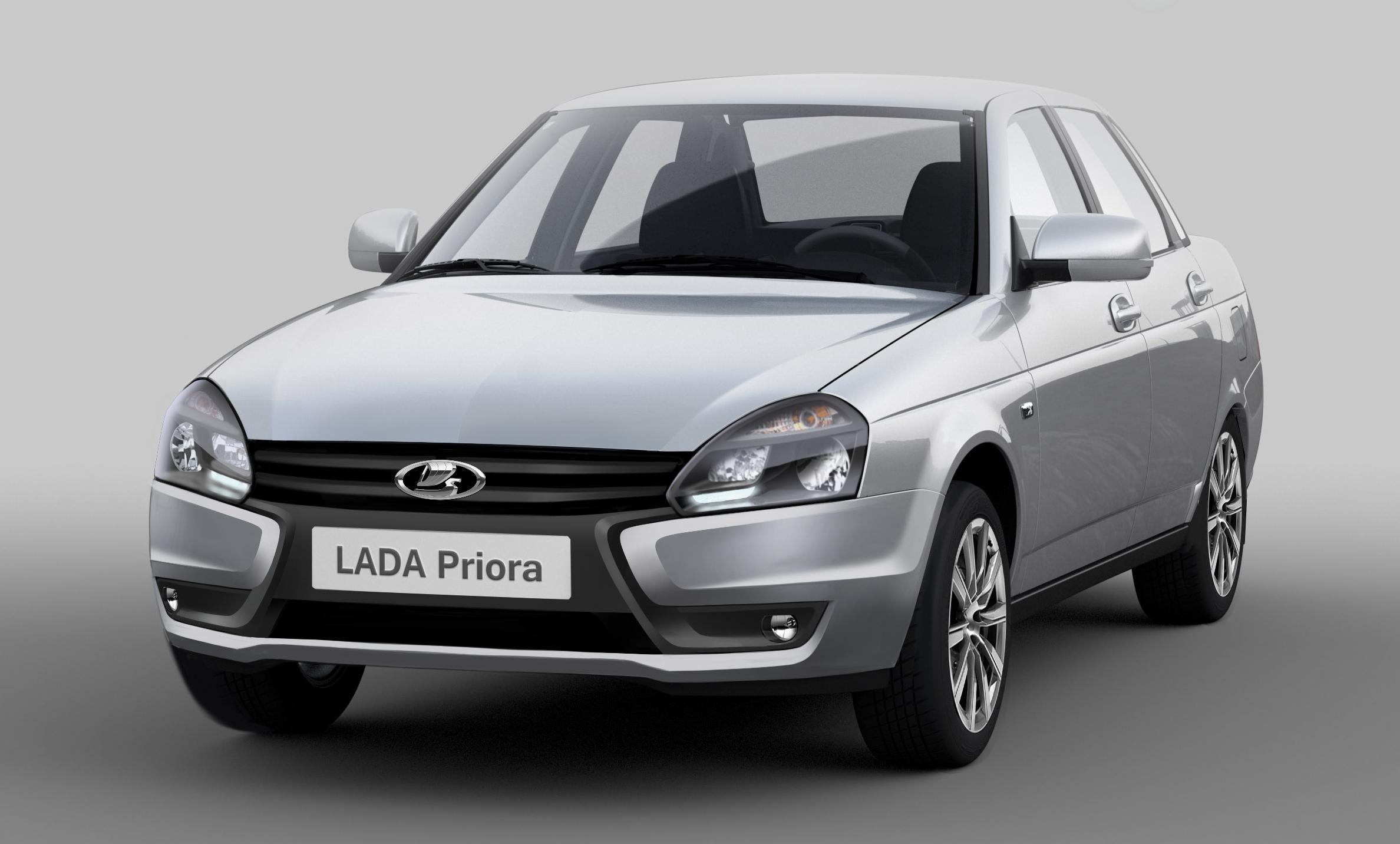 Республики Башкирия стала третьей по объему реализации продукции LADA