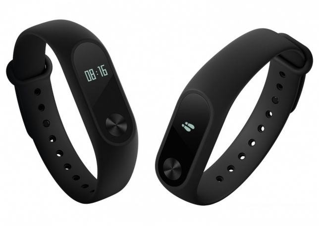 Xiaomi представила смарт-браслет Mi Band