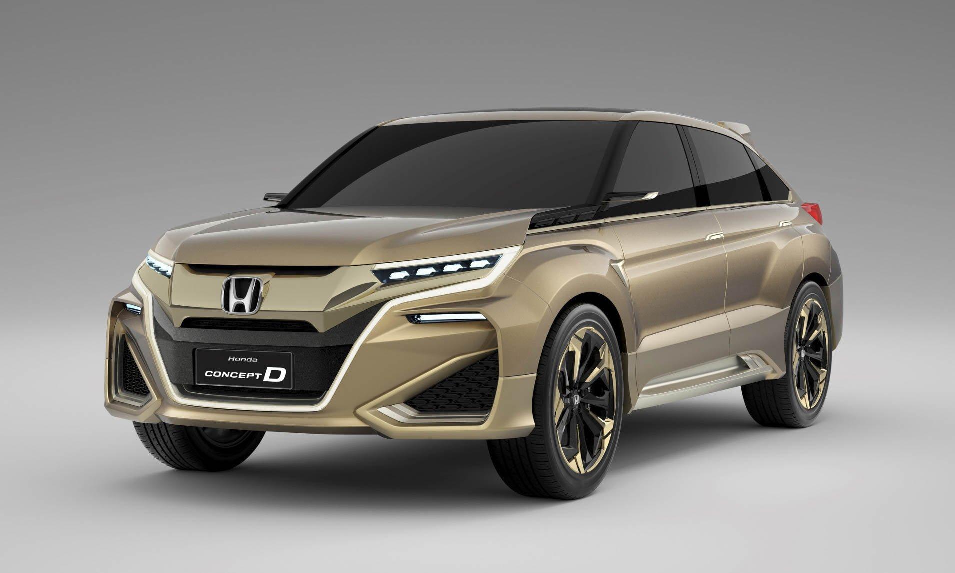 Озвучено название нового кроссовера Honda для китайской молодежи