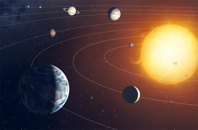 Ученые оценили количество землеподобных планет вСолнечной системе