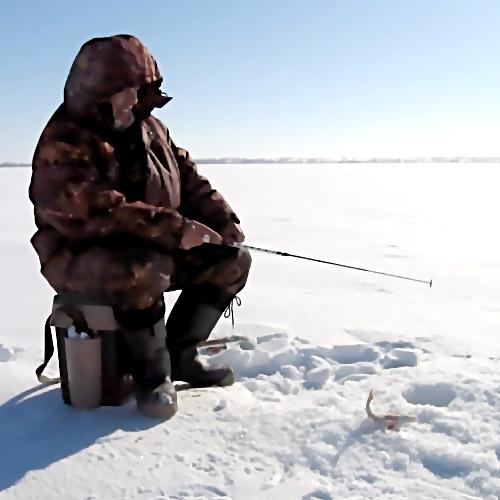 ВЛенобласти рыбак провалился под лед и потонул
