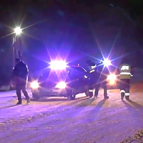 Водителя-лихача на БМВ задержал сострельбой наряд ДПС вПодмосковье