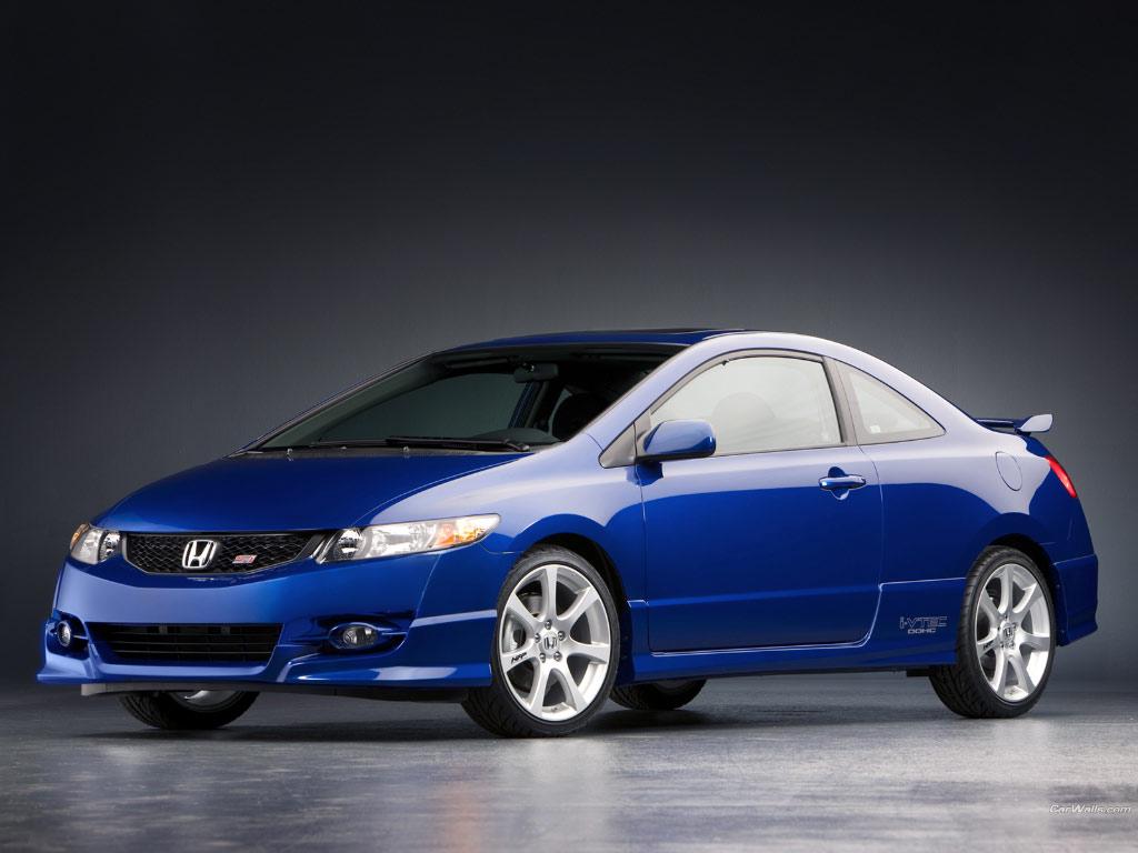 Новая Хонда Civic Si: умеренный заряд смеханической коробкой