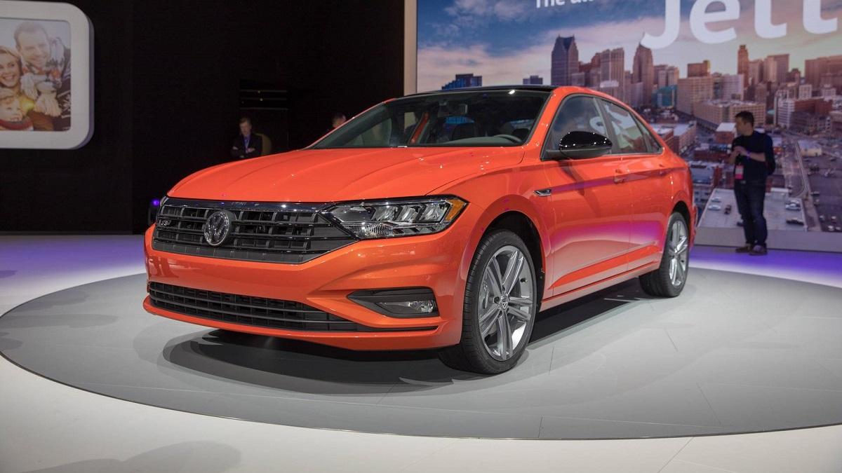 Новый Volkswagen Jetta дешевле своего предшественника