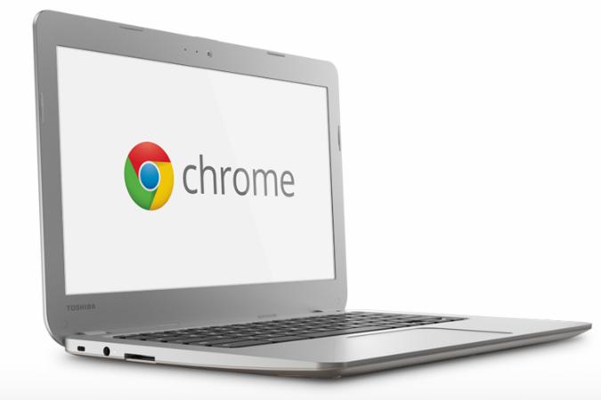 Google готовит 1-ый Chromebook с дисплеем 4K иновыми возможностями