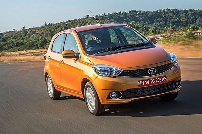 Tata Motors запускает в продажу новый автомобиль
