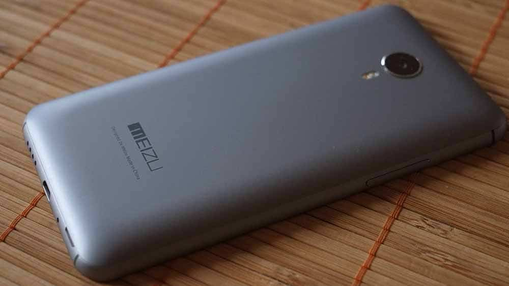 Компания Meizu обнародовала фотокарточку телефона Pro 6
