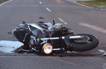 ВТюмени мотоциклисты открыли сезон аварий