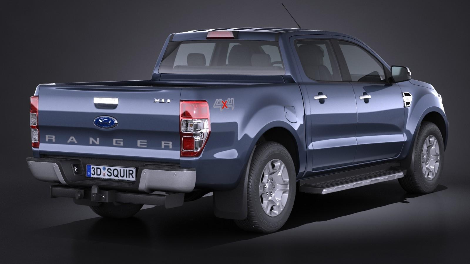 Форд сосредоточит продажи пикапов на рынке КНР