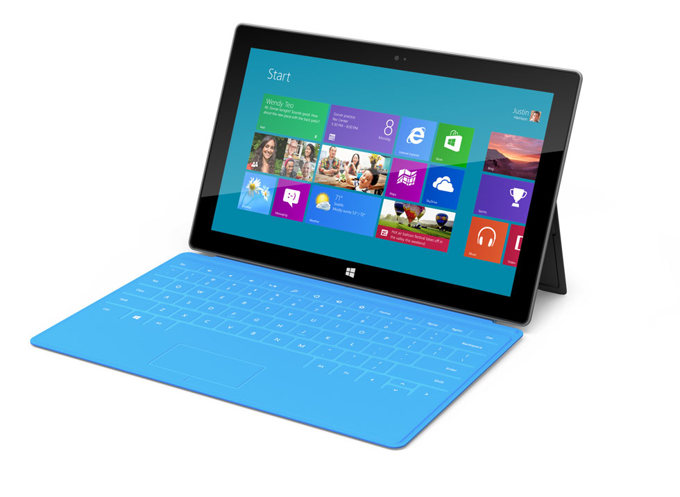 IPad уступил лидерство врейтинге удовлетворенности пользователей планшетам компании Microsoft