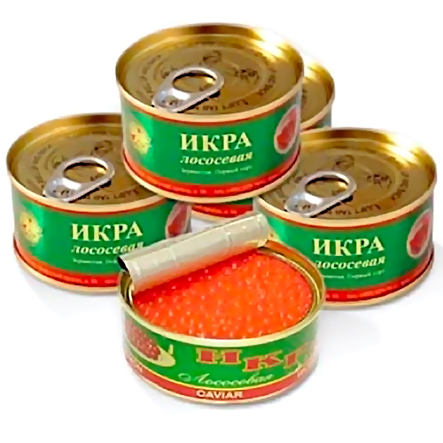 ВЯрославле изпродуктового магазина украли 25 банок лососевой икры