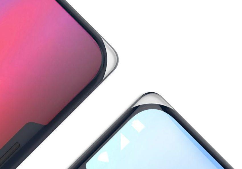 Смартфон ZTE Iceberg оснастили двойной камерой и уникальным дизайном