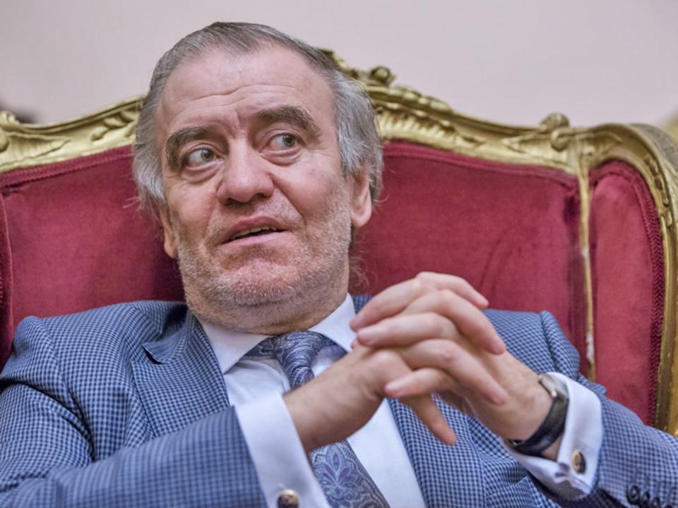 Валерий Гергиев балетная школа во Владивостоке появится уже осенью