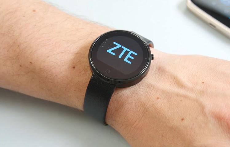 ZTE Quartz оказались самыми доступными часами на андроид Wear 2.0