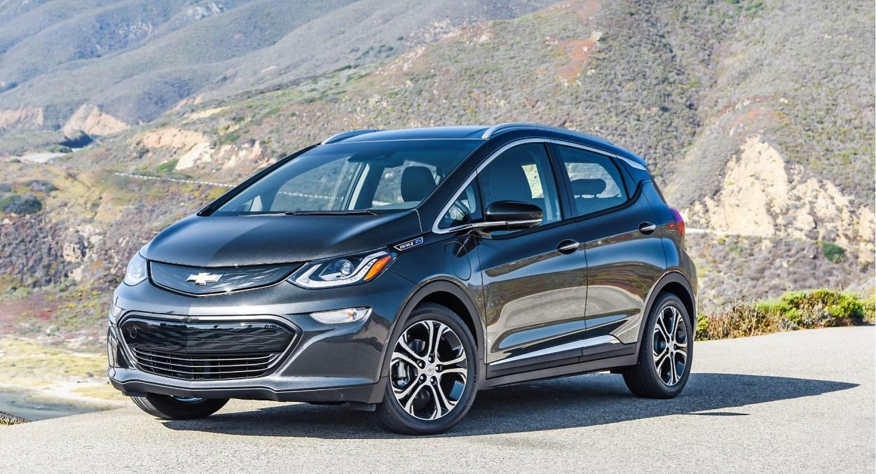 Продажи обновленного Chevrolet Bolt стартуют в 2025 году