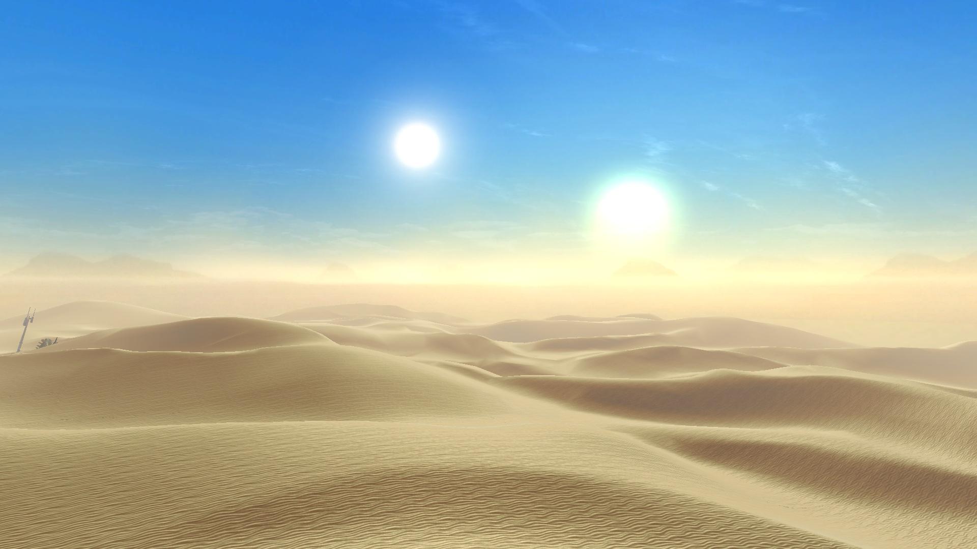 Астрономы доказали, что существование «планет-татуинов» может быть