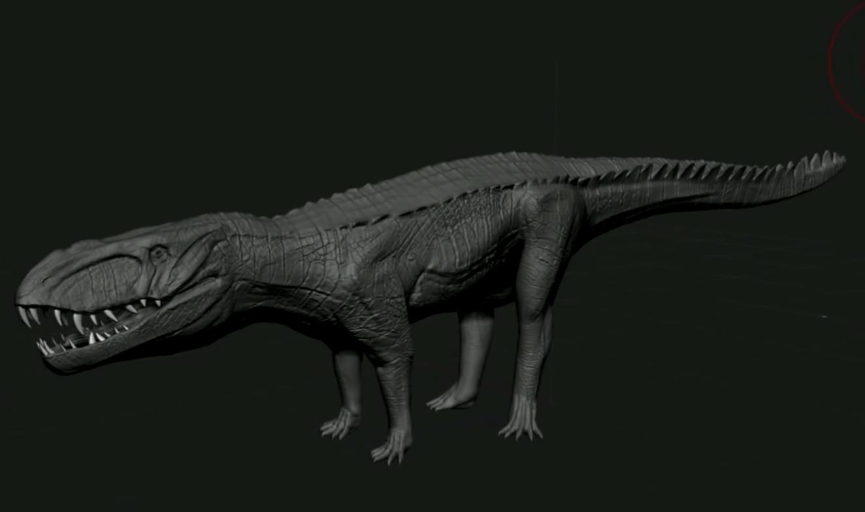 Первые динозавры передвигались начетырех ногах— Ученые