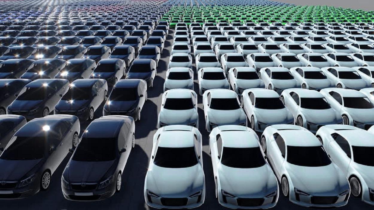 Каждый десятый автомобиль в РФ зарегистрирован наюридическое лицо