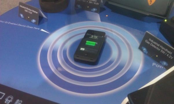 Специалисты отыскали способ заряжать смартфон без проводов
